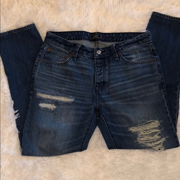 Abercrombie & Fitch Denim - Abercrombie and Fitch jeans.